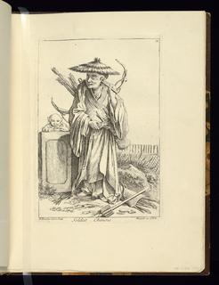 Print, Recueil de diverses Figures Chinoise, 1703–70