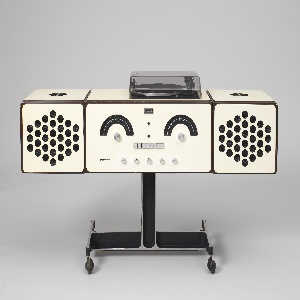 RR-126 Stereo Cabinet, 1965