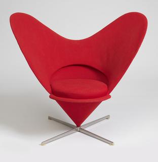 Heart Cone Chair Chair