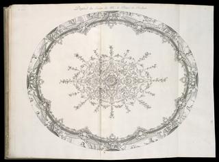 Bound Print (France), 1745