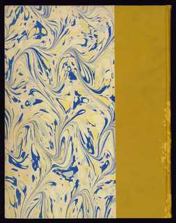 Bound volume of folios depicting designs for fountains in signature rocaille style.