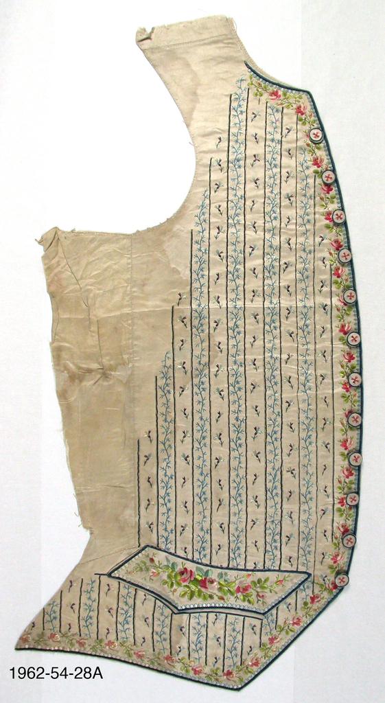 Waistcoat Fragments