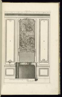 Print, Cheminée en Attique…Différentes Façons, 1745