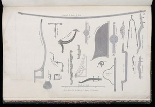 Plate 13, Folio 13 of a series of 13 prints of designs for carriages or coaches. Variety of carriage parts in plan view with accompanying captions.