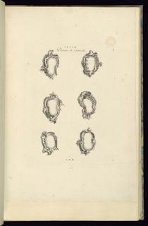 Print, Desseins de Cartouches