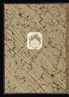 Album, Divers décorations de cheminée (Various Designs for Fireplaces), 1767