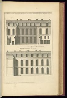 Bound Print (France), 1727