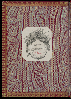 Album, Monilium Bullarum Inauriumque Artificiocissimae Icones, Ioannis Collaert Opus Postremum (Designs for Necklaces, Pendants and Earrings of the Highest Skill, the Final Work by Joannis Collaert)