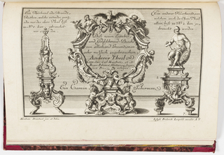 Print, Neüe inventiones von unterschiedlich nützlicher Silber-arbeit... ; Defs Neuen Lauber...