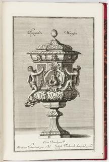 Print, Neüe inventiones von unterschiedlich nützlicher Silber-arbeit... ; pl. 12