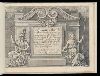 Print, Album for Metalwork, ca. 1660