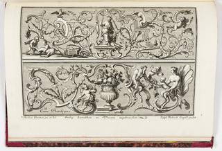 Print, Neüe inventiones von unterschiedlich nützlicher Silber-arbeit... ; pl. 8