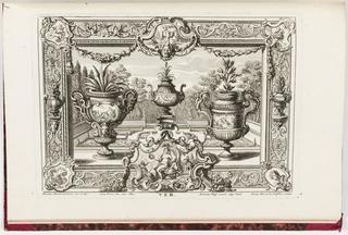 Print, Neüe inventiones von unterschiedlich nützlicher Silber-arbeit... ; Ver.