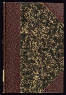 Album, Essais de tabatières (Designs for Tabacco Boxes)