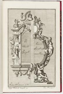 Print, Neüe inventiones von unterschiedlich nützlicher Silber-arbeit... ; pl. 3