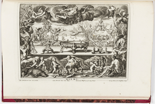 Print, Neüe inventiones von unterschiedlich nützlicher Silber-arbeit... ; Hyems