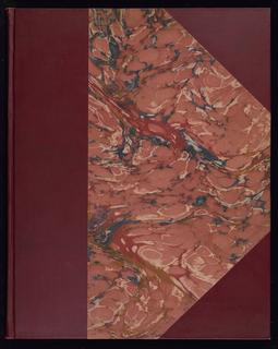 Album, Recueil de plantes copiées d'après nature par de Saint Aubin Dessinateur du Roy Louis XV (Album of Plants copied from Life by De Saint Aubin Draftsman of King Louis XV), 1736–85
