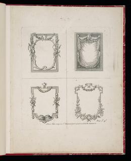 Print, Album of Frames