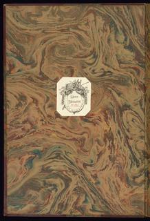 Album, Mascarade à la grecque (Masquerade in the Greek Style), 1764–71