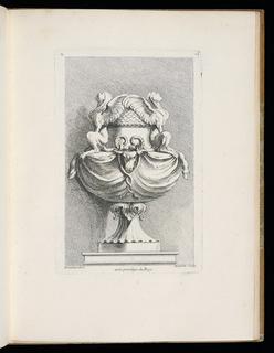 Print, Premier livre de vases, ca. 1735
