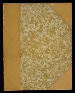 Album, Suite de vases composée dans le goût de l'antique (Album of Vases designed in the Antique Taste), 1760