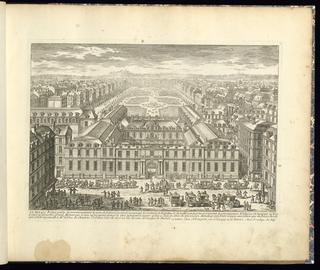 Print (France), ca. 1660