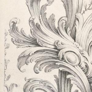 Bound Print (France), 1699–1769