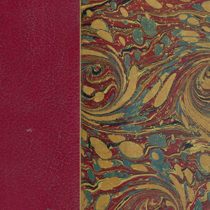 Book, Suite de dessins chinois (Album of Chinoiserie)