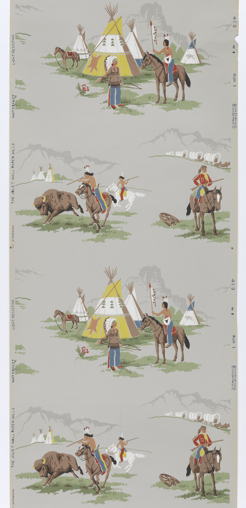 Sidewall, Cowboys and Indians