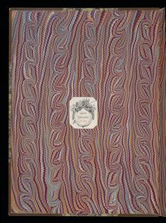 Book, Untitled, Album of Allegories (Seasons, etc.)