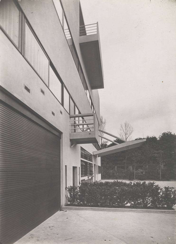 Photograph, Villa Stein-de Monzie, Exterior View, Garches, France