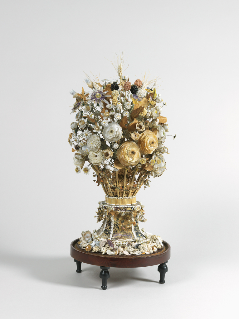 Shellwork Bouquet (coquillage) (England)