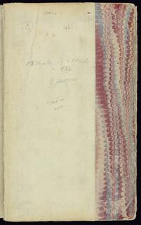 Salesman's Sample Book (England), 1784
