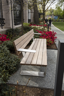 Bench, MultipliCITY, 2014