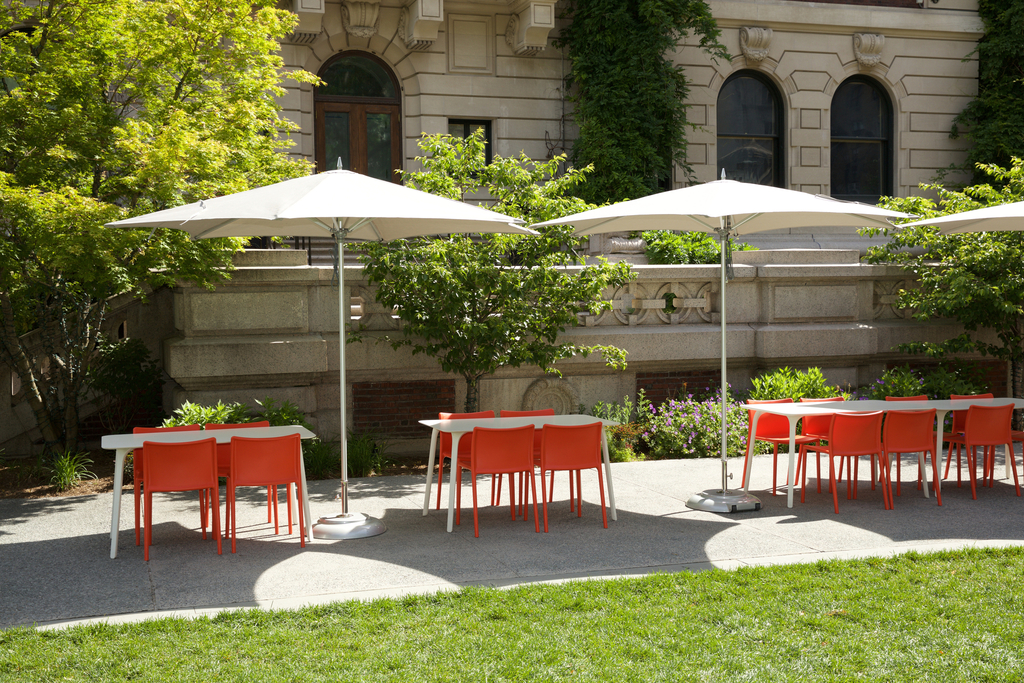 Tuuci® Hexagon Shade And Mobile Stand, Tuuci, 2000