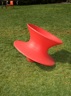 Chair, Spun Chair, 2010