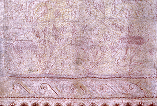 Embroidery (India), 17th–18th century