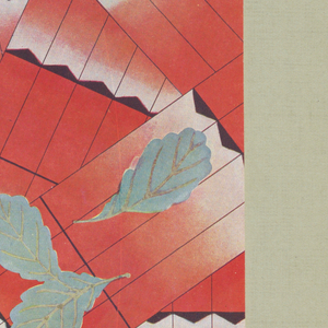 "Paper-bound book with tipped-in color plates with textile designs, textile samples and painting. Some text in Japanese. Translation of main heading: ""Two Great current in Vogue, and Standardizing Colors for Spring, 1927."" Asserted by The Matsuzakaya, Tokyo, Japan. Separate sample card in back with samples of crepes."