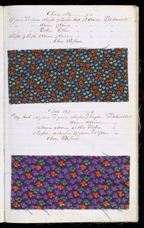Printer's Sample Book (USA), 1868–69