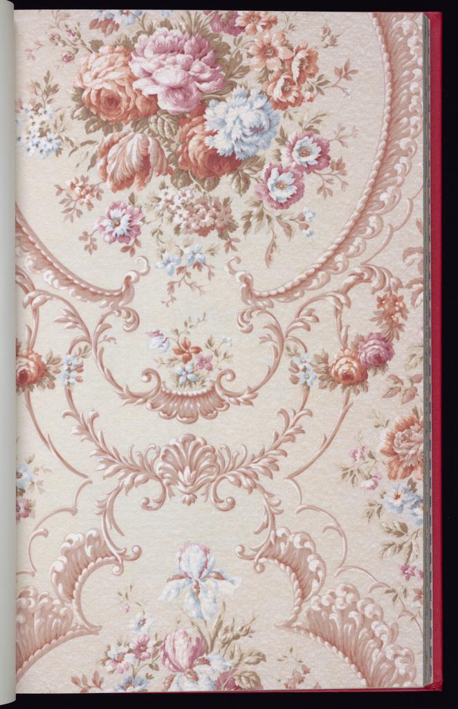 Sample Book, Co-ordinated Wallfabrics
