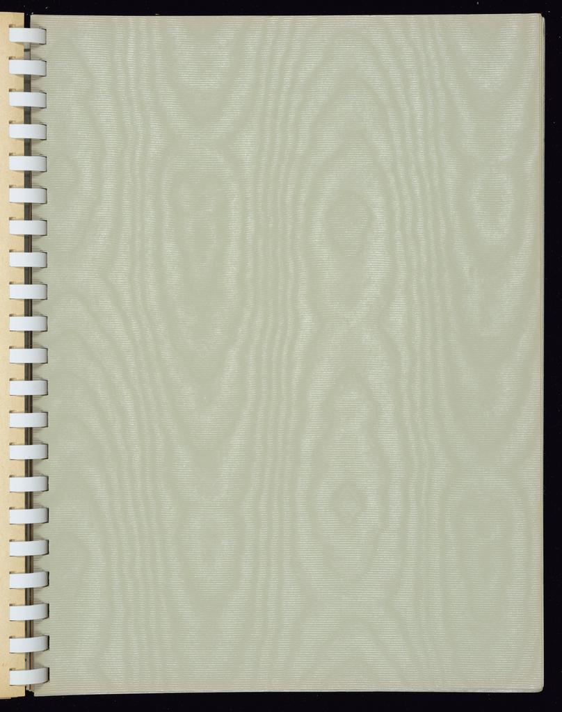Sample Book, Glengary