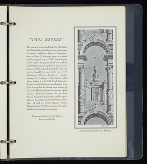 Sample Book, Album of Colonial Reproductions