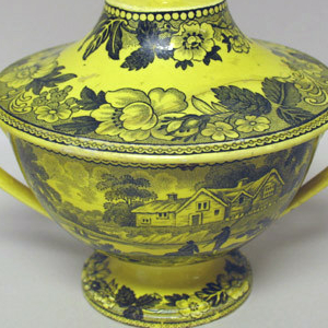 Bowl With Cover (France)