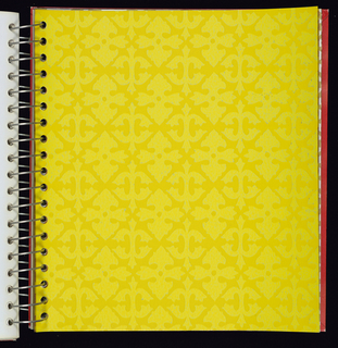 Sample Book, Winfield Volume 8- Ambia Collection, 1970–75
