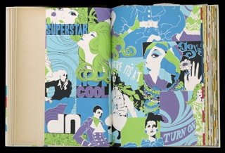 """Sample Book, """"The Instant Put On""""  United De Soto"""