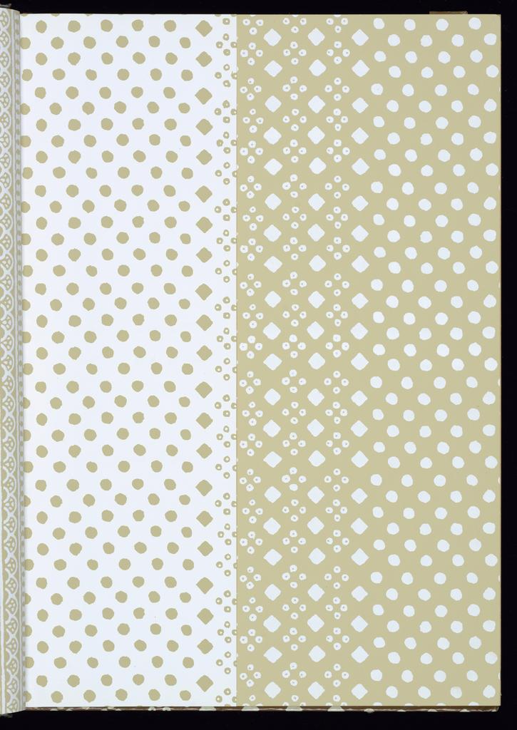 Sample Book, Richard Turgeon Designs, Volume 1