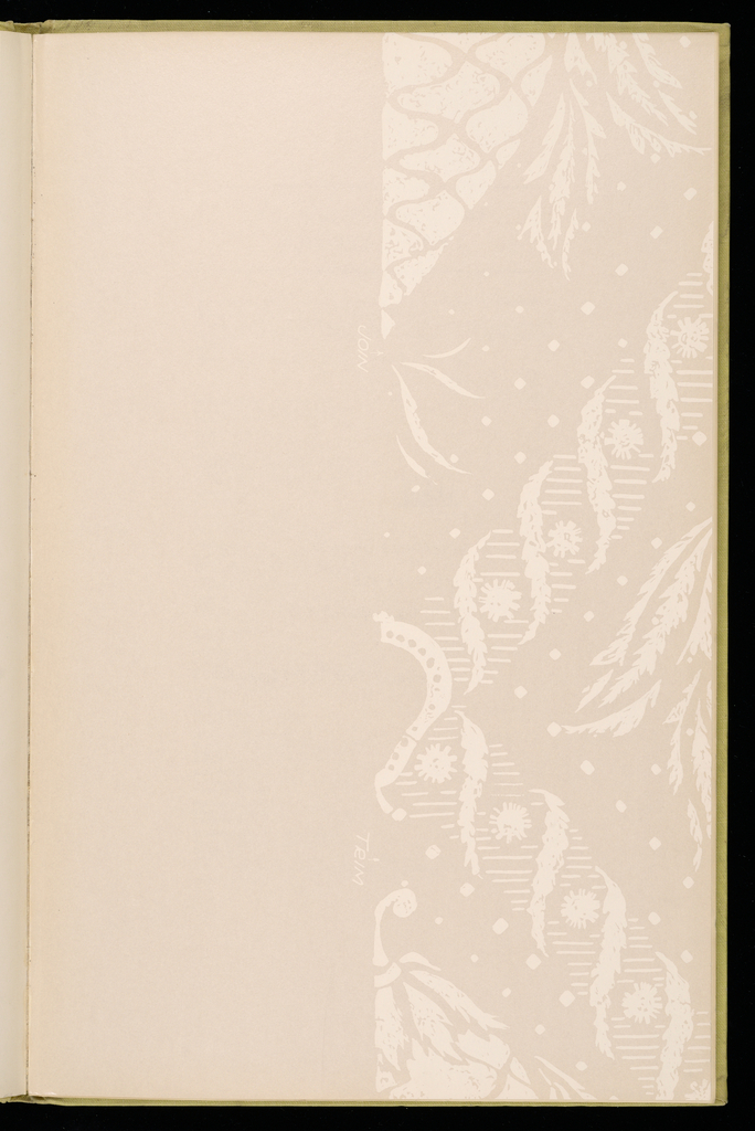 """Sample Book, """"The American Court Collection""""  Vol. B, 1955"""