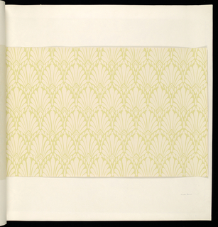 Sample Book, Victorian Wallpapers
