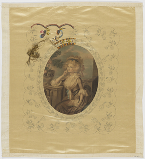 Embroidered Picture (France)