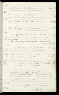 Dyer's Record Book